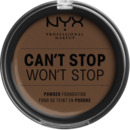 Bild 1 von NYX PROFESSIONAL MAKEUP Foundation Can't Stop Won't Stop Full Coverage Powder Foundation Deep Cool 22