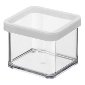 Rotho Premium Dose Loft 500ml Transparent/Weiß