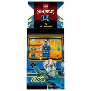 Lego Ninjago Avatar Jay - Arcade Kapsel 47 Teile für Jungen