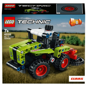Lego Technic Mini Claas Xerion 130 Teile für Jungen
