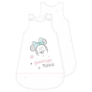 Baby Schlafsack Minnie Weiß 110x45cm