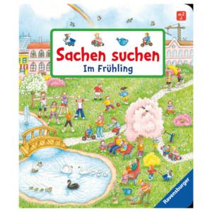 Ravensburger Kinderbuch Sachen Suchen: Im Frühling