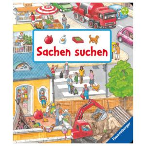 Ravensburger Kinderbuch Sachen Suchen