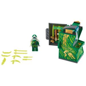 Lego Ninjago Avatar Lloyd - Arcade Kapsel 48 Teile für Jungen