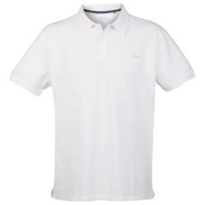S.Oliver Poloshirt Größe L in Weiß