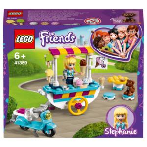 Lego Friends Stephanies mobiler Eiswagen 97 Teile für Mädchen