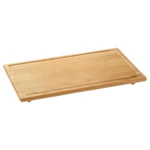 Kesper Schneide- und Abdeckplatte aus FSC-zertifiziertem Bambus