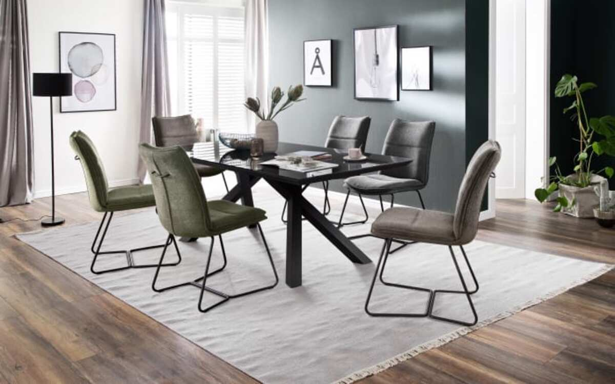 Bild 2 von MCA furniture - Stuhl Hampton in olive