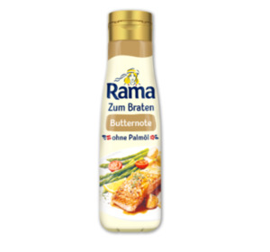 RAMA Culinesse mit Butter