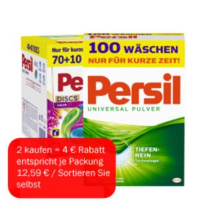 Persil Waschmittel