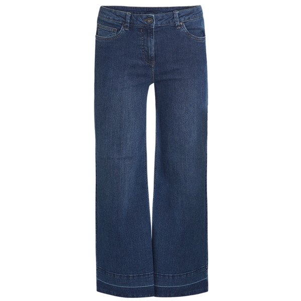 Damen Jeans mit weitem Schnitt