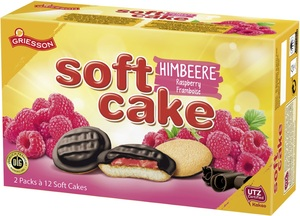 Griesson Soft Cake Himbeer 300 g