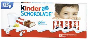 Ferrero Kinder Schokolade 8x12,5 g