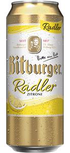 Bitburger Radler 0,5 ltr Dose