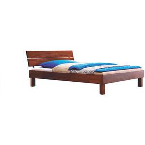 Hasena Bett buche massiv 160/200 cm , Wood-Line , Nussbaumfarben , Holz , 160x200 cm , geölt,Echtholz , Über- und Sondergrößen erhältlich,Über- und Sondergrößen erhältlich,Über- und Sonderg