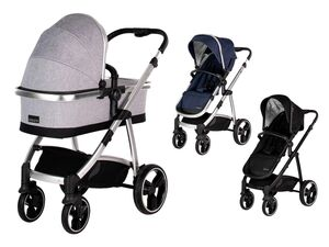 Osann Kombikinderwagen »Olé«, 2in1-Kinderwagen, kompaktes Klappmaß, optional 3in1