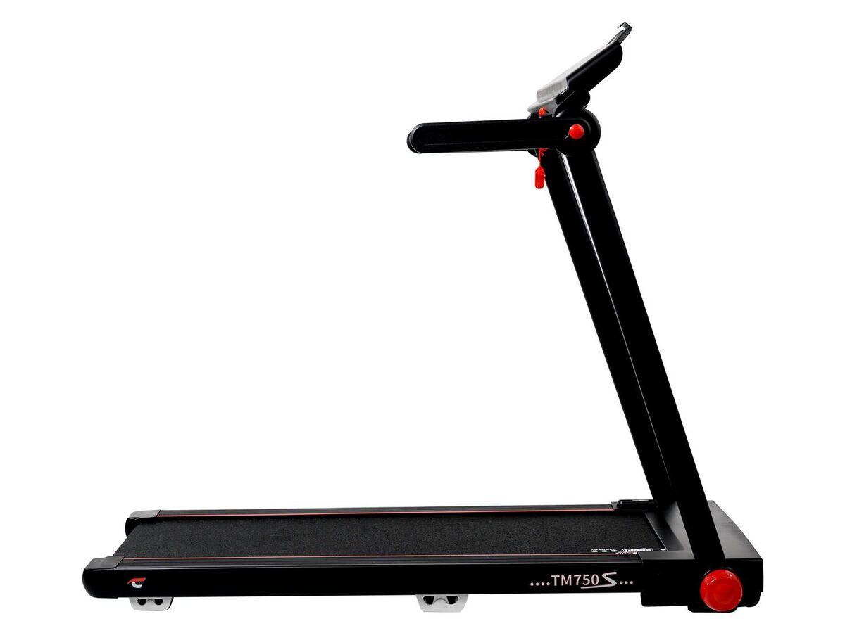 Bild 2 von Christopeit Sport Laufband »TM 750S«, 16 Trainingsprogramme, 900 Watt, mit Transportrollen