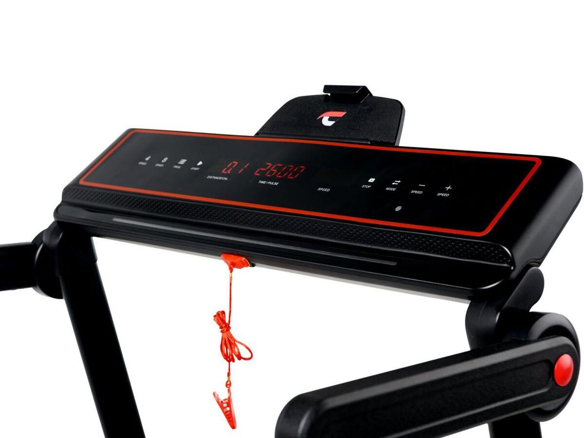 Bild 5 von Christopeit Sport Laufband »TM 750S«, 16 Trainingsprogramme, 900 Watt, mit Transportrollen