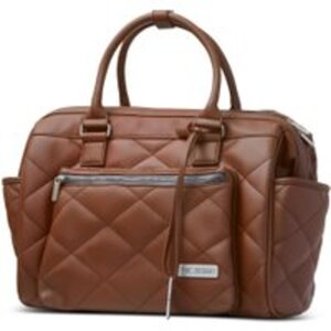 ABC Design Wickeltasche Style Brown