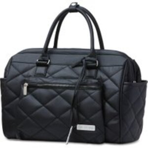 ABC Design Wickeltasche Style Black