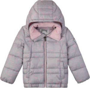 Winterjacke  silber Gr. 164 Mädchen Kinder