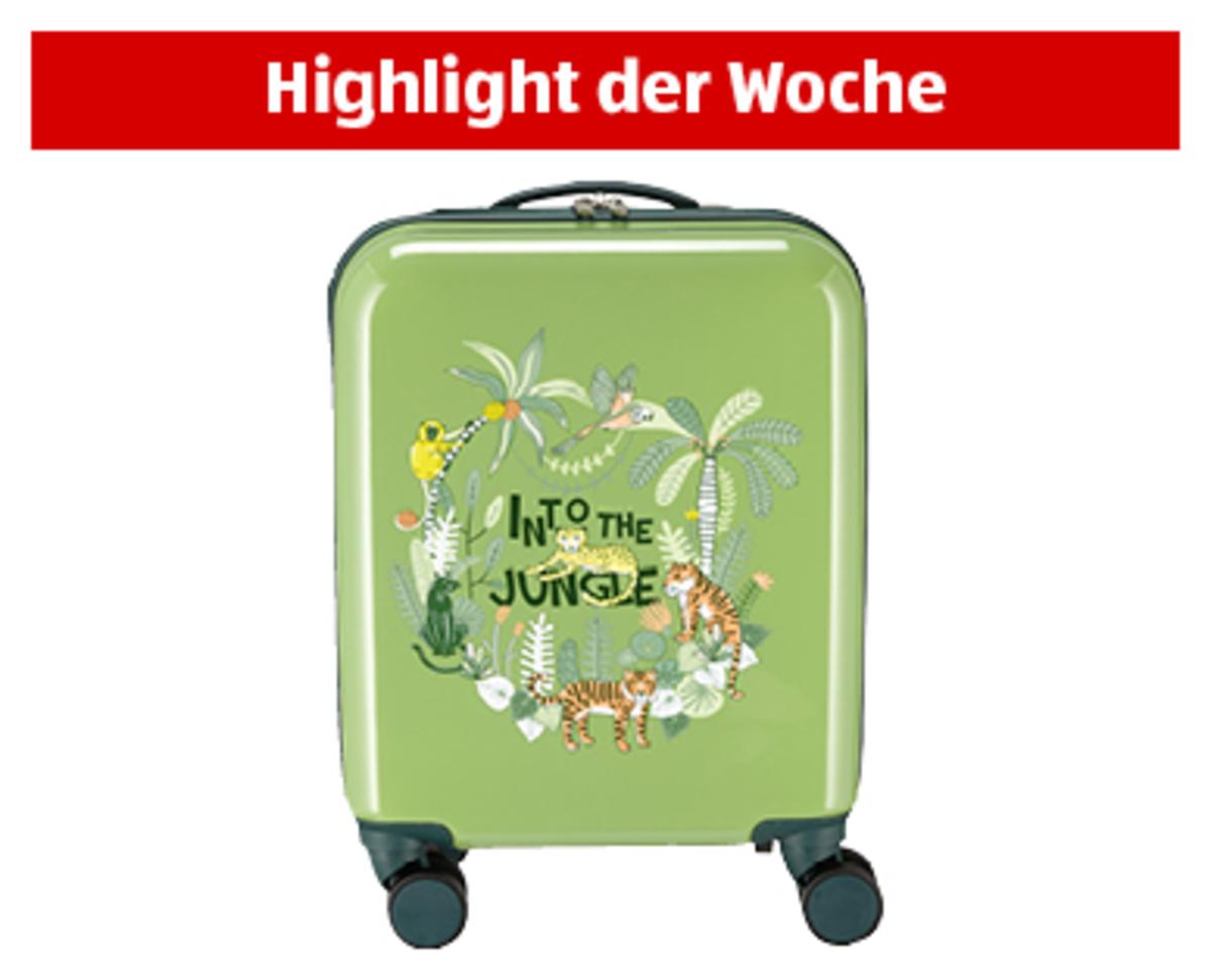 Bild 1 von ROYAL CLASS TRAVEL LINE Hartschalen-Trolley für Kinder