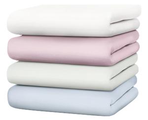 ONE WORLD®  Spannbetttuch Edel-Linon Komfortgröße