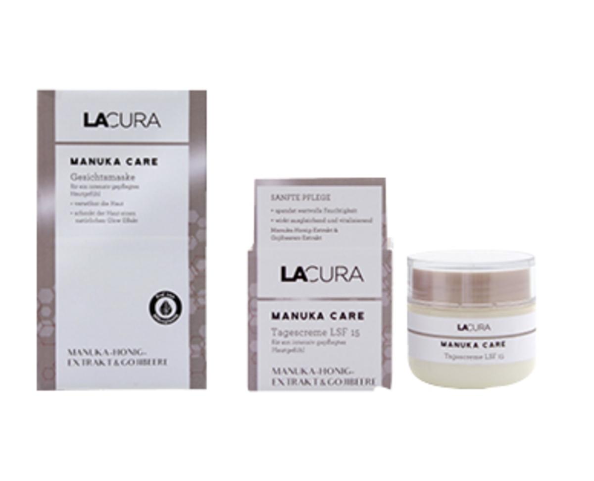 Bild 1 von LACURA Gesichtspflege, Gesichtsmaske