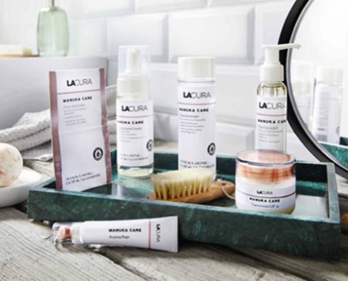 Bild 2 von LACURA Gesichtspflege, Reinigungsschaum