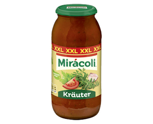 Mirácoli®  Pasta Sauce, XXL-Glas
