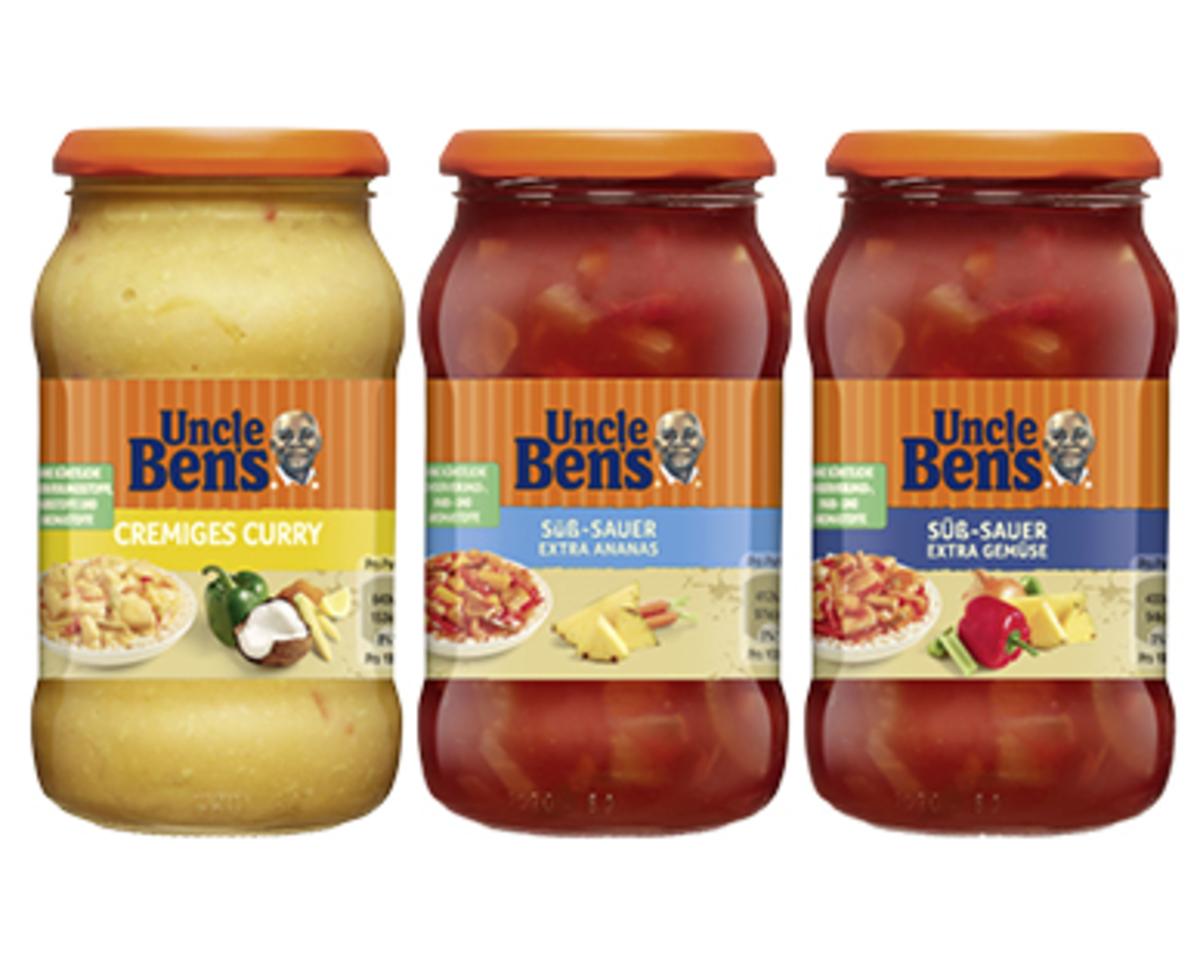 Bild 1 von Uncle Ben's Express Reis & Saucen