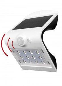 LED Solarleuchte Außenstrahler