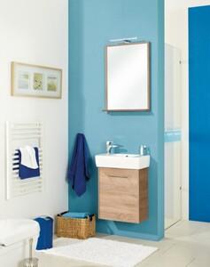 Pelipal Flächenspiegel Kaduna ,  74,5 x 45,5 x 11 cm, Spiegel ohne Aufbauleuchte