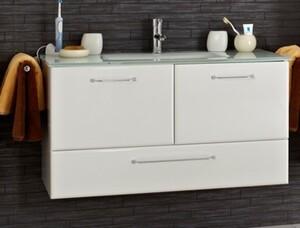 Pelipal Waschtisch-Unterschrank Filo weiß ,  51 x 7 2x 44 cm