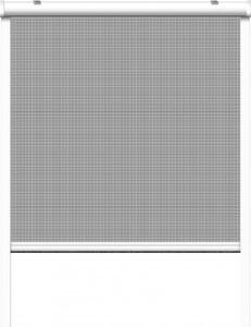 Schellenberg Insektenschutz Rollo ,  100 x 160 cm, weiß