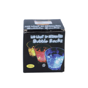 LED-Trinkglas