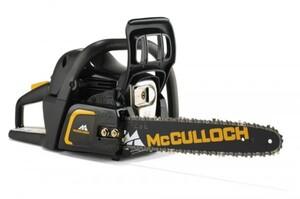 McCulloch Benzin-Kettensäge CS 42 S 1,5 kW (2,04 PS), 42 cm³, Schwertlänge: 35 cm