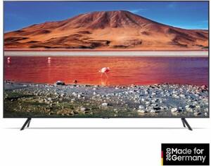 "GU43TU7199U 108 cm (43"") LCD-TV mit LED-Technik carbonsilber / A"