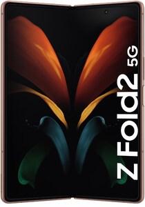 Galaxy Z Fold2 5G Smartphone mystic bronze