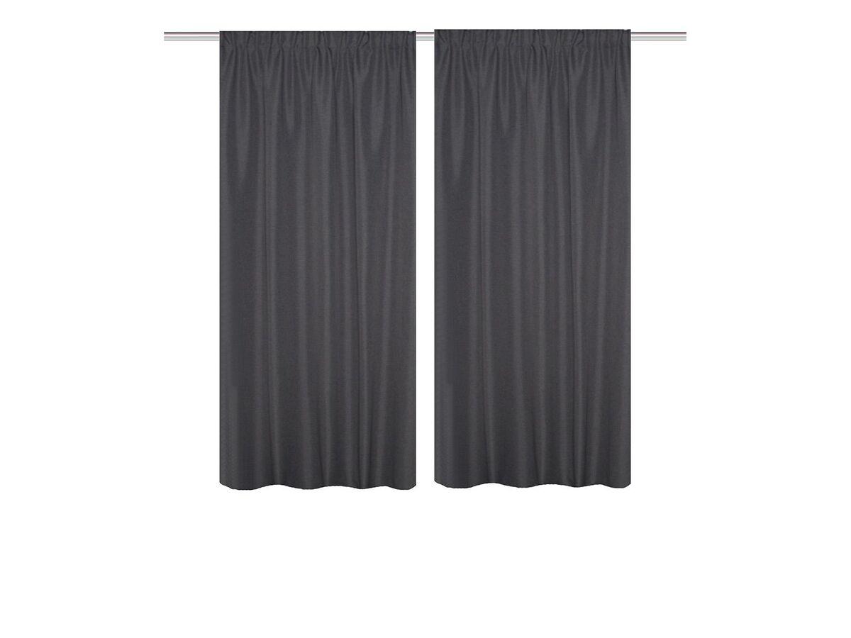 Bild 3 von Home Wohnideen Thermovorhang »Uni«, 2er-Pack, blickdicht, mit Thermostoffen