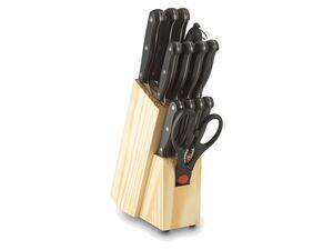 """ECHTWERK Küchenmesser Set """"Basic"""", 14-tlg."""