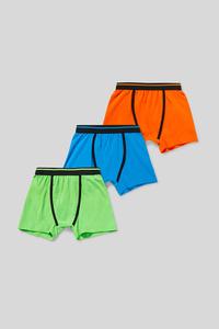 Boxershorts - 3er Pack