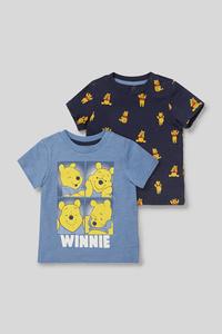 Winnie Puuh - Baby-Kurzarmshirt - Bio-Baumwolle - 2 teilig