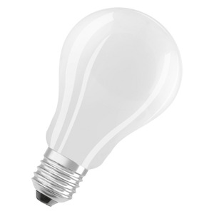 Osram LED-Birne matt E27/ 15Watt/ Energie A++