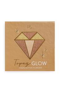 """Topaz Glow"" Highlighter-Puder"
