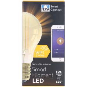 LSC Smart Connect Smart LED Filament-Lampe