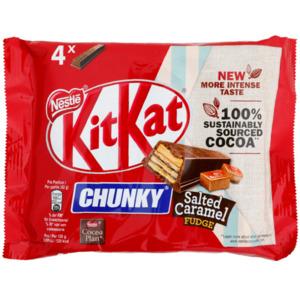 KitKat Chunky Salted Caramel