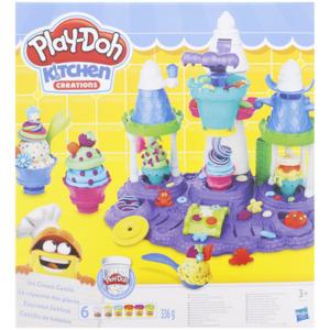 Play-Doh Eisschloss