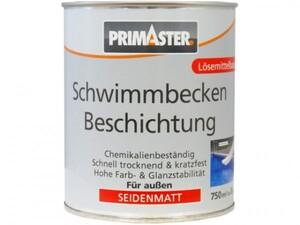 Primaster Schwimmbeckenbeschichtung 750 ml, poolgrün, seidenmatt