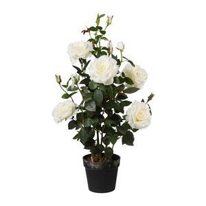 Kunstpflanze Rosenstock ca. 90cm